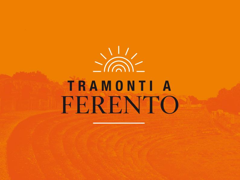 Tramonti a Ferento 2017