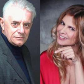 DEBORA CAPRIOGLIO e FRANCO OPPINI  – Anfitrione