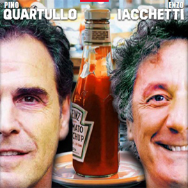 HOLLYWOOD BURGER  – Enzo Iacchetti Pino Quartullo
