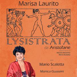 LUNEDI 10 AGOSTO: MARISA LAURITO – LISISTRATA